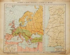 A Europa na Idade Neolítica e na Idade dos Metais «€5.00»