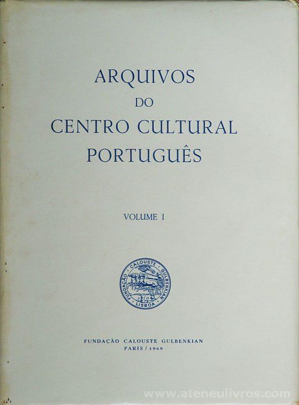 Arquivo do Centro Cultural Português