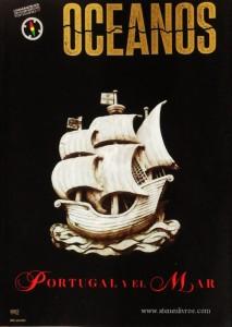 Oceanos«Portugal Y El Mar» nº10 - Comissão Nacional Para as Comemorações dos Descobrimentos Portugueses - Lisboa - 1992 - «€35.00»