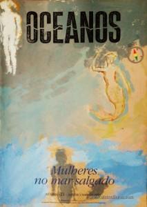 Oceanos«Mulheres no Mar Salgado» nº21 - Comissão Nacional Para as Comemorações dos Descobrimentos Portugueses - Lisboa - Janeiro/Março - 1995 - «€20.00