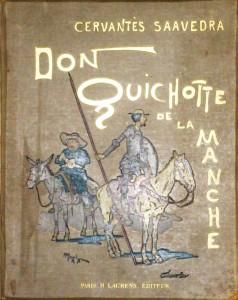 Dom Quichote De La Manche