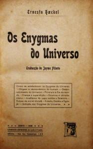Os Enygmas do Universo