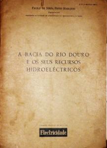 A Bacia do Rio Douro e os seus Recursos Hidroeléctricos