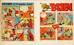 Pajem(Suplemento do Cavaleiro Andante) - Banda Desenhada