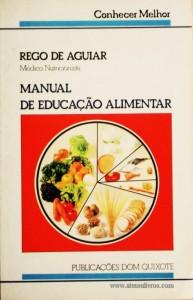 Manual de Educação Alimentar «€5.00»