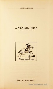 A Via Sinuosa «€5.00»