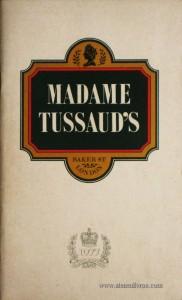 "MADAME TUSSAUD""S «€5.00»"