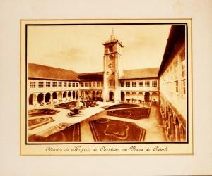 Claustro do Hospital de Caridade em Viana do Castelo «30cm x 25cm» «€10.00»