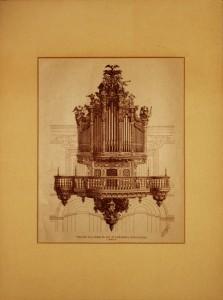 Órgão da Igreja de Santa Catarina (Paulista) - Lisboa €15.00»