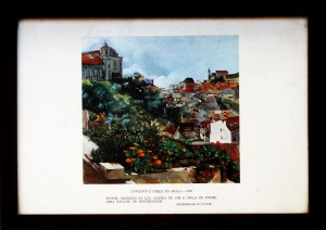 Lisboa - Convento da Graça - Machado da Luz «€15.00»
