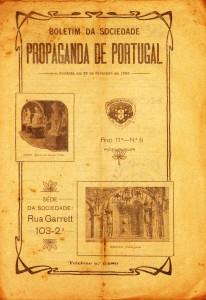 Boletim da Sociedade Propaganda de Portugal «Turismo» - «€20.00»