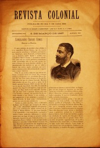 Folheto - Revista Colonial «€15.00»