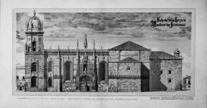 Fachada da Igreja do Mosteiro dos Jerónimos «€10.00»