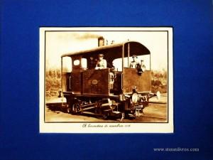 A Locomotiva de Manobras 005 «€15.00»