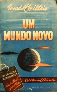 Um Mundo Novo «€5.00»