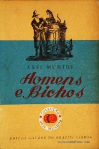 Homens e Bichos «€5.00»
