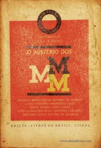 O Mistério MMM «€5.00»