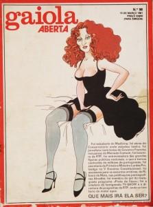 Gaiola Aberta - n.º 98 - «€5.00»