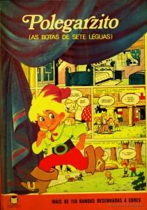 Polegarzito (As Botas de Sete Léguas) «€5.00»