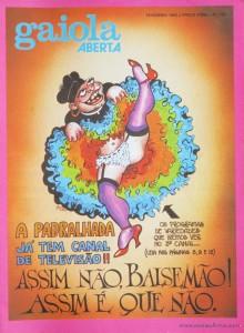 Gaiola Aberta - n.º 108 - «€5.00»