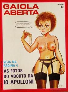 Gaiola Aberta - n.º 83 - «€5.00»