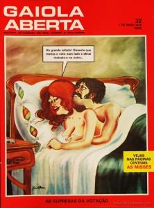 Gaiola Aberta - n.º 32 - «€5.00»