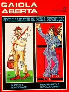 Gaiola Aberta - n.º 25 - «€5.00»