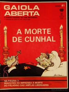 Gaiola Aberta - n.º 81 - «€5.00»