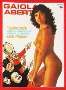 Gaiola Aberta - n.º 84 - «€5.00»