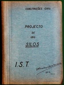 Projecto de Uns Silos - Construção Civil