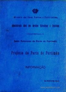 Projecto do Porto de Portimão