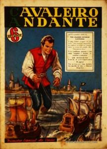 Cavaleiro Andante - Álbum nº 6 - «€15.00»