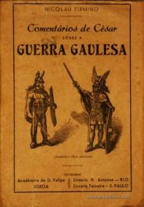 Comentários de César sobre a Guerra Gaulesa