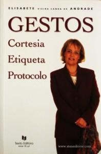 Gestos Cortesia Etiquetas Protocolo «€5.00»