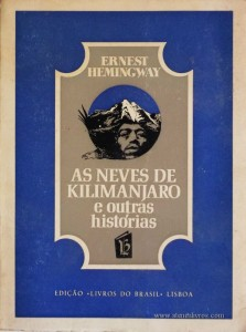 As Neves de Kilimanjaro e Outras Histórias «€5.00»