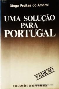 Uma Solução Para Portugal «€10.00»