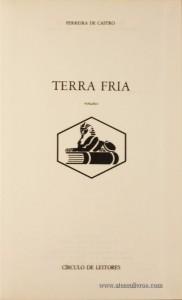 Terra Fria «€5.00»