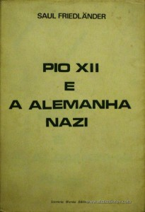 Pio XII e a Alemanha Nazi