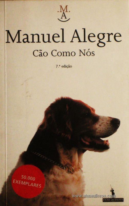 Manuel Alegre C O Como N S Ateneulivros