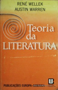 Teoria da Literatura «€5.00»