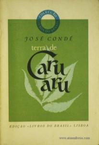 José Condé - Terra de Caruaru «€5.00»