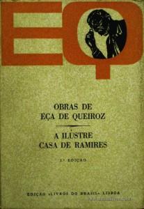 Eça de Queiroz - A Ilustra Casa Ramires «€5.00»