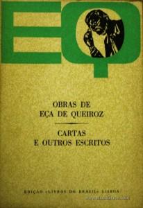 Eça de Queiroz - Cartas e Outros Escritores «€5.00»