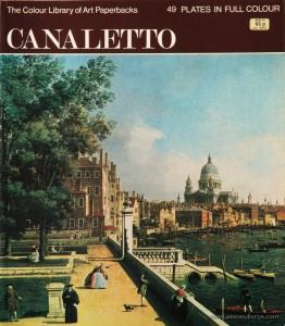 Adrian Eeles - Canaletto – Hamlyn – 1971. Desc. 49 pág / 27 cm x 23,5 cm / Br. Ilust «€10.00»