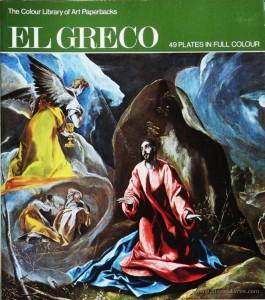 Philip Troutman – El Grego – Hamlyn – 1971. Desc. 49 pág / 27 cm x 23,5 cm / Br. Ilust «€10.00»