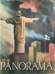 Panorama - Revista Portuguesa de Arte e Turismo - n.º 10/11 - II Série - 1954 «€30.00»