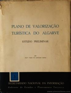 Plano de Valorização Turística do Algarve «Estudo Preliminar»