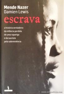 Mende Nazer & Damien Lewis - Escrava «€10.00»