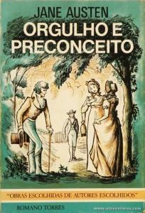 Jane Austen - Orgulho e Preconceito «€5.00»