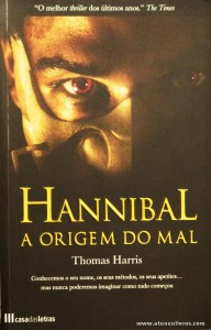 Thomas Harris - Hannibal A Origem do Mal «€10.00»